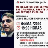RODA DE CONVERSA NO CCEV