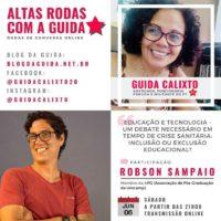 ALTAS RODAS COM A GUIDA