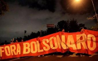 Declaração pública de militantes de esquerda: SÓ A LUTA IMPEDIRÁ A CATÁSTROFE