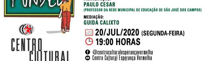 RODA DE CONVERSAS NO CCEV